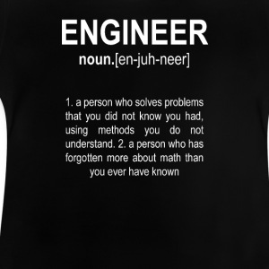Engineer Def. 2 - T-shirt Bébé