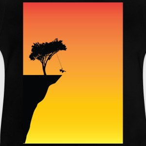 Lonely tree - Baby T-Shirt