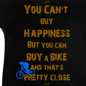Happiness for Biker - Baby T-Shirt