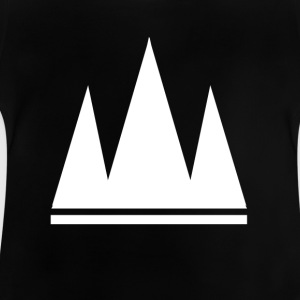 Crown !! - Baby-T-shirt