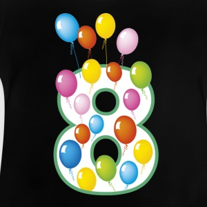 8th birthday - Baby T-Shirt