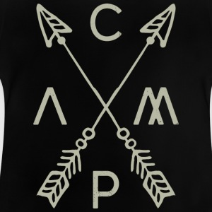 Arrow Camping - Baby T-Shirt