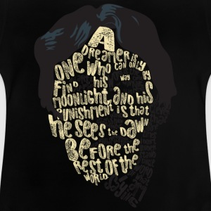 Oscar Wilde - Man Of Words - Baby T-Shirt