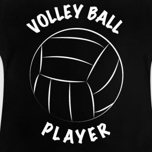 volley ball player - T-shirt Bébé