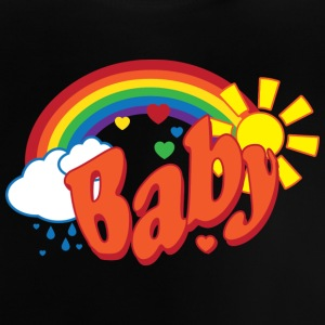 Rainbow baby Genderneutral - Baby T-Shirt