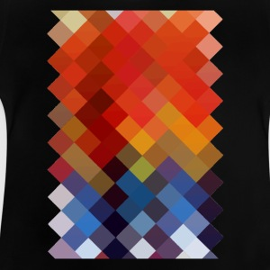 Colorful Pattern - Baby T-Shirt