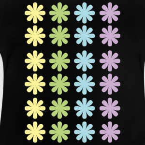 Color Flower - Baby T-Shirt