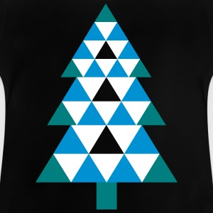 A Christmas Tree - Baby T-Shirt