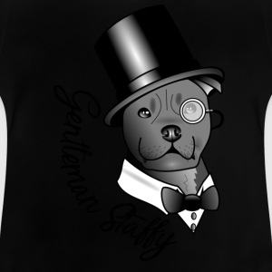 Herr Staffy - Baby T-Shirt