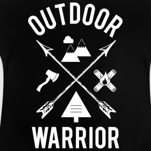 Outdoor Warrior - Baby T-Shirt