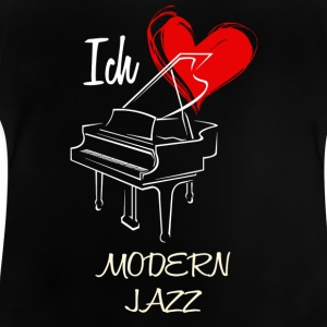 Love Modern Jazz - Baby T-Shirt