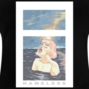 NAMELESS OCEAN BABE - T-shirt Bébé