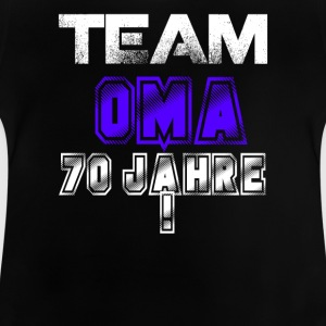 Team oma - Baby T-Shirt