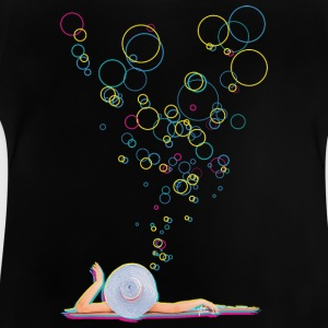 Bubbly Lady - Baby T-Shirt