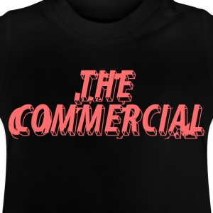 The Commercial Ontwerp # 1 (zalm - Baby T-shirt