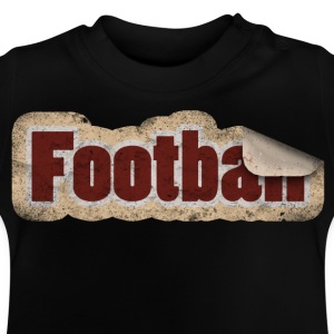 Fodbold Stickers - Baby T-shirt