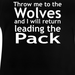 Wolves - Baby T-Shirt