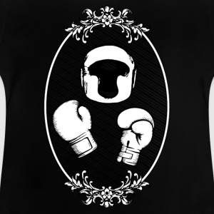 Boxing shield - Baby T-Shirt