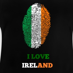 I LOVE IRELAND - Baby T-Shirt