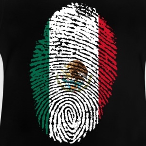 Fingerprint - Mexico - Baby T-Shirt