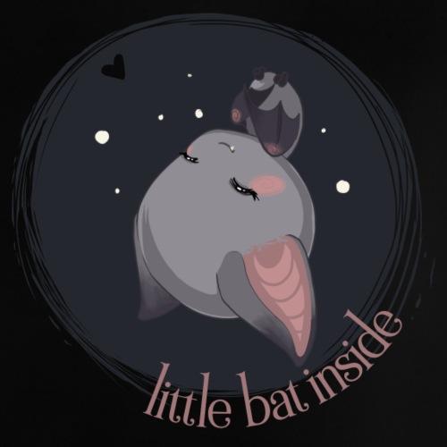 Little Bat Inside - Baby T-Shirt