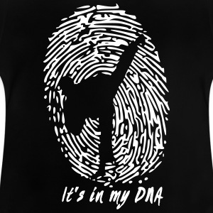 Karate: It's in my DNA - Baby T-Shirt