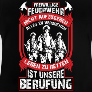 firefighter - Baby T-Shirt