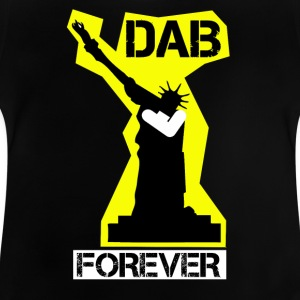 DAB FOREVER STATUE OF YELLOW Liberty- - Baby T-Shirt