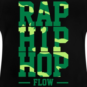Rap Hip Hop Flow - Camiseta bebé