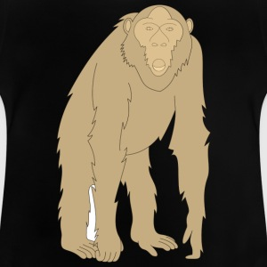 Collection singes - T-shirt Bébé