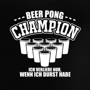 Beer Pong Champion - Baby T-Shirt