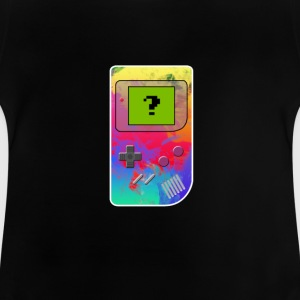 Gameboyisation CB - Baby-T-shirt