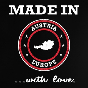 Made in Austria ... with love - Baby T-Shirt