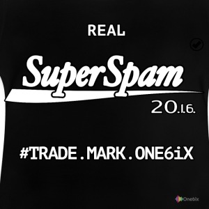 onesix spam - Baby T-Shirt