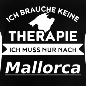 Mallorca_therapie - Baby T-Shirt