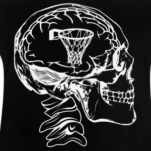 Basketball i hovedet - Baby T-shirt