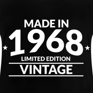 Made in 1968 - Limited Edition - Vintage - Baby T-Shirt