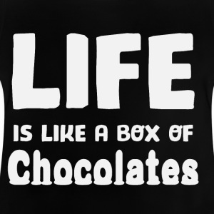 Life is like a box of chocolates - Baby T-Shirt