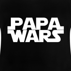 Papa wars - white - Baby T-Shirt