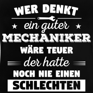 Stolzer Mechaniker - Baby T-Shirt