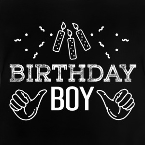 Birthday - Young - Baby-T-skjorte