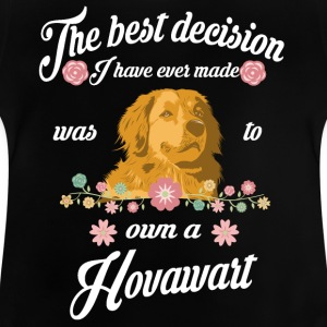 Hovawart - Baby T-Shirt
