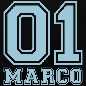 Marco - Name - Baby T-Shirt