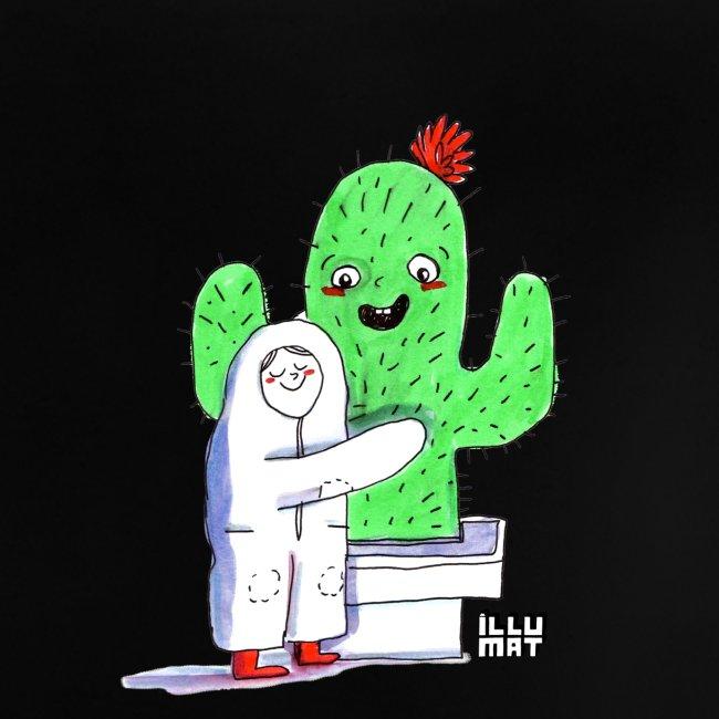 VER 0001 00 Kaktusumarmung