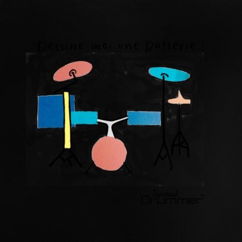 Azia Drum - Baby T-Shirt