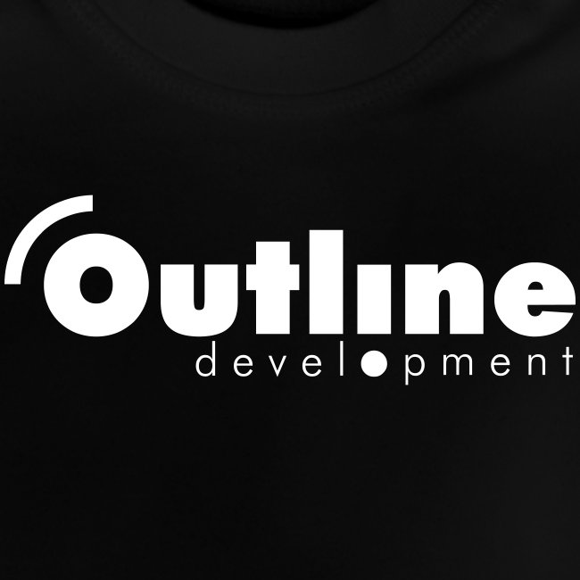 outline logo simple