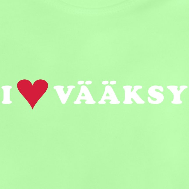 I LOVE VAAKSY