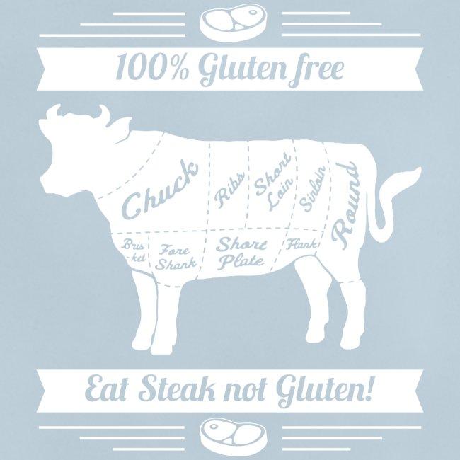 Lustiges Design für Fleisch-Fans