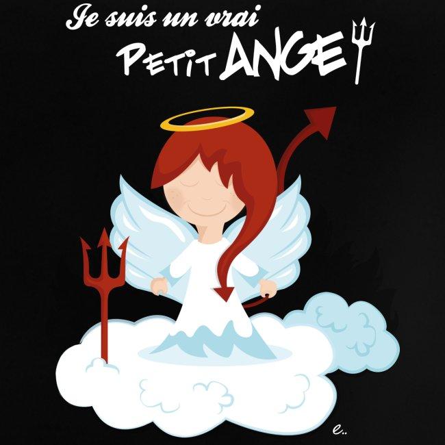 Je suis un vrai petit ange !