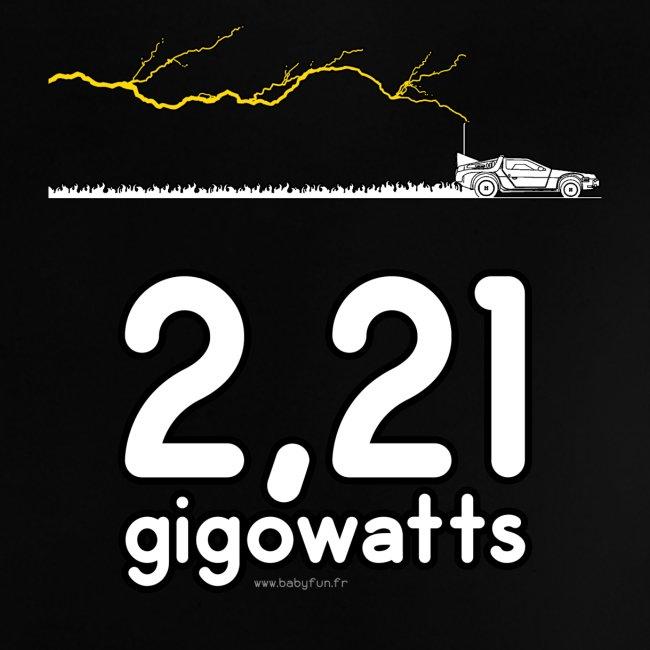 2,21 gigowatts !